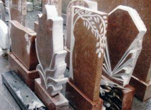 Памятники из гранита и мрамора в Донецке