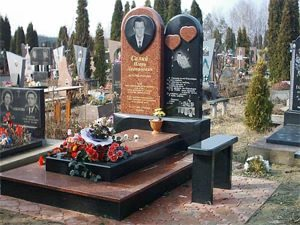 Гранитные памятники Донецк