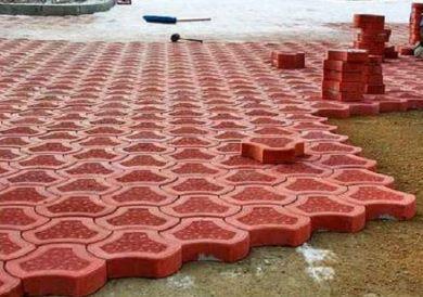 Тротуарная плитка Донецк купить