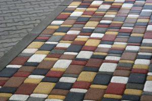 Тротуарная плитка в Донецке
