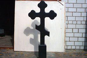 Гранитный крест Донецк