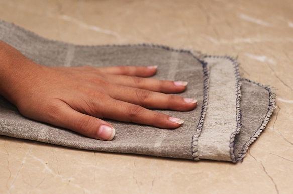 Уход за гранитом, мрамором, чистка натурального камня