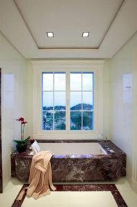 Ванна мрамор